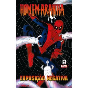 Homem-Aranha - Exposição Negativa