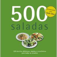 500 Receitas: Saladas