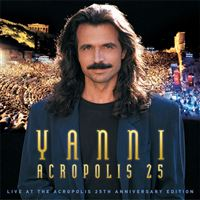 Live at The Acropolis 25th Anniversary - CD + DVD + Blu-ray