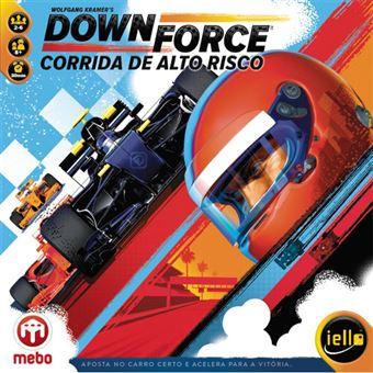 Downforce: Corrida de Alto Risco - MEBO Games