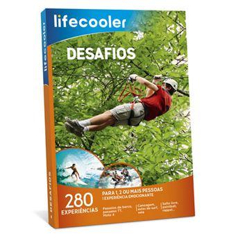 Lifecooler 2019 - Desafios