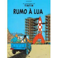 Tintin Rumo À Lua