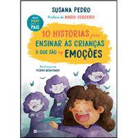 10 Histórias para Ensinar às Crianças o que são as Emoções