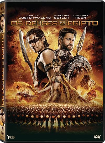 Os Deuses do Egipto Trailer