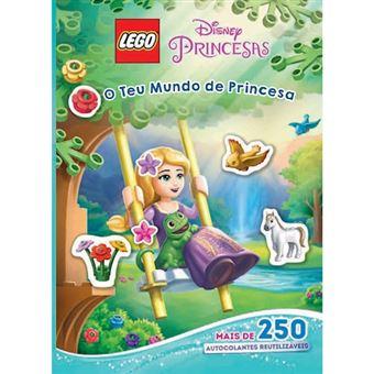 LEGO Disney Princesas: O Teu Mundo de Princesa