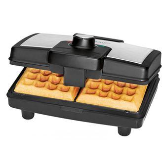 Máquina de Waffles Dupla Clatronic WA 3606