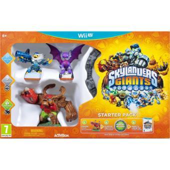 Skylanders: Giants - Starter Pack Wii U