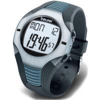 Beurer Relógio Ritmo Cardíaco PM26 Prateado/Azul