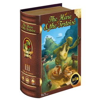 Tales & Games: The Hare and Tortoise - iello