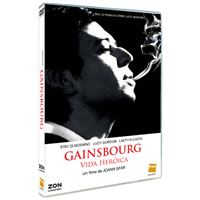 Gainsbourg: Vida Heróica - DVD
