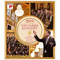 New Year's Concert 2019 - Blu-ray