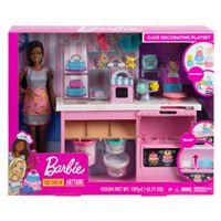 Barbie e a sua Pastelaria - Mattel
