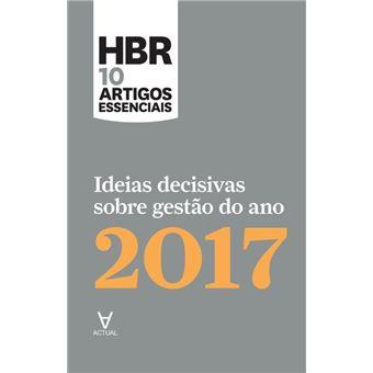 Ideias decisivas sobre gestão do ano 2017