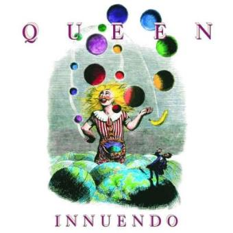 Innuendo (180g) (Limited Edition) (Black Vinyl) (2LP)