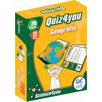 Quiz4You: Geografia