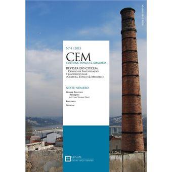 Revista CEM - Cultura, Espaço e Memória Nº 4 - Dossier Temático: Paisagem