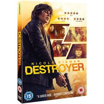 Destroyer - DVD Importação