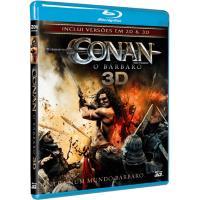 Conan, O Bárbaro (Blu-ray 3D + 2D)