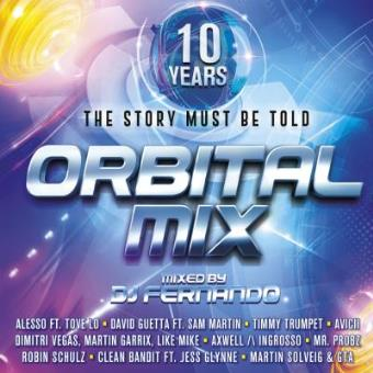Orbital Mix - 10 Anos (2CD)