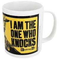 Breaking Bad - Caneca I Am The One Who Knocks