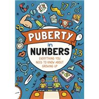 Puberty in numbers