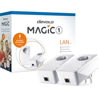 Powerline Devolo Magic 1 LAN - AC1200 - Starter Kit