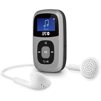 Leitor MP3 SPC Sparrow 864 - 4GB - Silver