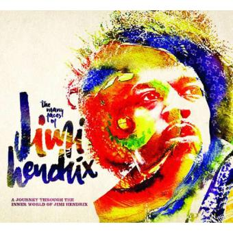 The Many Faces Of Jimi Hendrix (3CD)