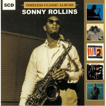 Timeless Classic Albums: Sonny Rollins - 5CD