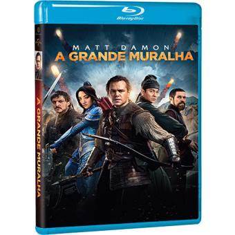 A Grande Muralha (Blu-ray)