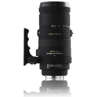 Sigma Objetiva 120-400mm f/4.5-5.6 APO DG OS HSM (Canon)