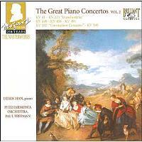 Mozart: The Great Piano Concertos, Vol. 2 (3CD)