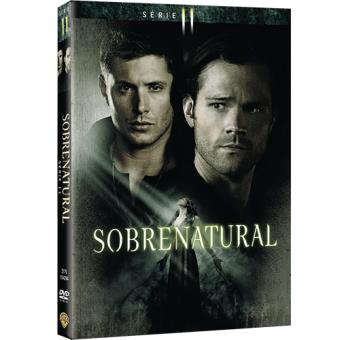 Sobrenatural - 11ª Temporada (DVD)