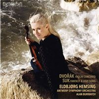 Dvorák & Suk: Works for Violin & Orchestra - SACD
