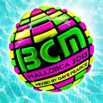 BCM Mallorca 2013 Mixed by Dave Pearce (3CD)