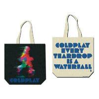 Coldplay - Bag Tote - Every Teardrop is a Waterfall