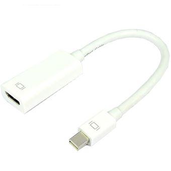 Adaptador DisplayPort Temium para HDMI 20cm - Branco