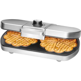 Máquina de Waffles Clatronic Dupla WA 3607