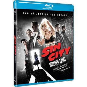Sin City 2: Mulher Fatal