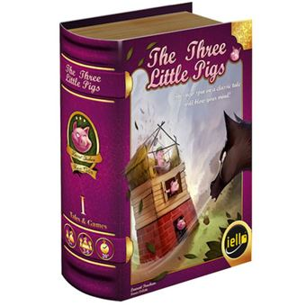 Tales & Games: The Three Little Pigs - iello