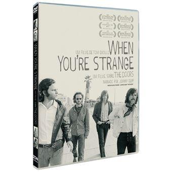 The Doors: When You're Strange - DVD