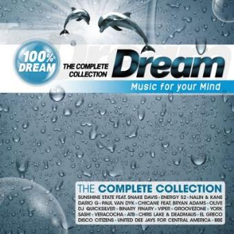100% Dream - Music for Your Mind (2CD)