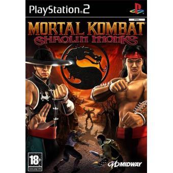 jogo mortal kombat shaolin monks para ps2