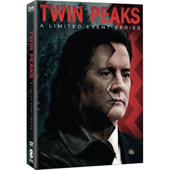 Twin Peaks: A Limited Event Series - 8 DVD