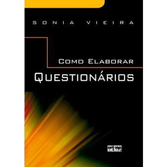 be680f970 Como Elaborar Questionários - Sónia Vieira
