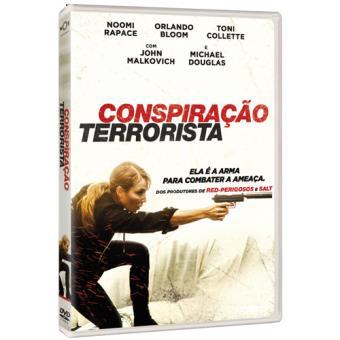 Conspiração Terrorista (DVD)