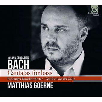 Bach: Cantatas for Bass - CD