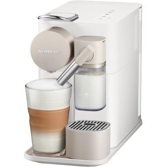 Máquina de Café Cápsulas DeLonghi Lattissima - Silky White