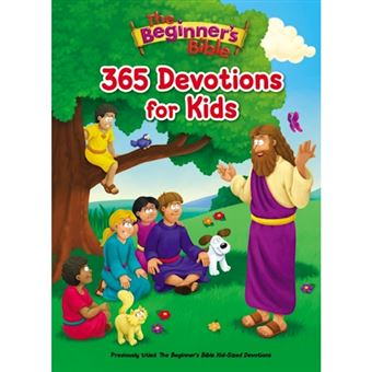 Beginner's bible 365 devotions for