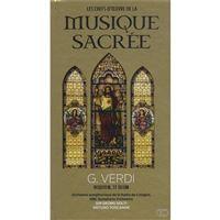G. Verdi - Requiem, Te Deum - 2CD